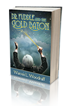 Dr. Fuddle and the Gold Baton, hardback